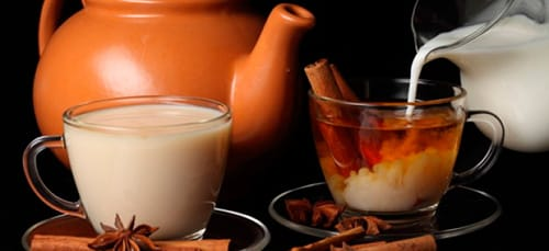 сонник чай с молоком