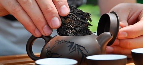 заваривать чай