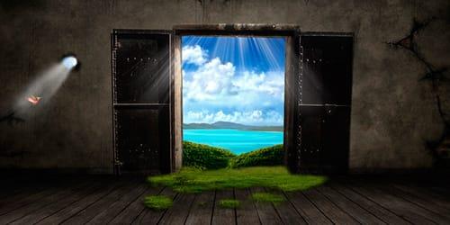 сонник открытая дверь