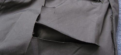рваные штаны