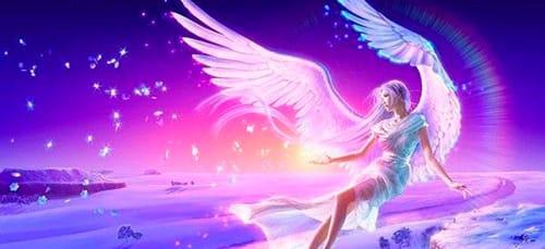 к чему снится летающий ангел