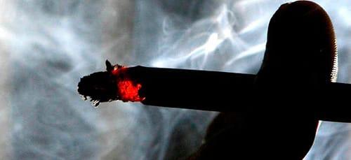 сигаретный дым во сне