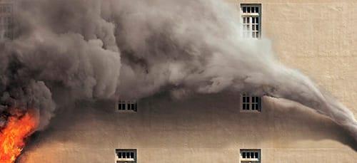 дым и огонь