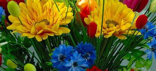 сонник искусственные цветы