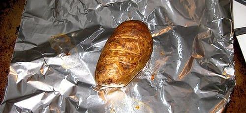 сонник печеный картофель