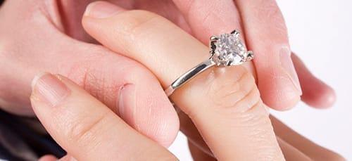 к чему снится кольцо с бриллиантом