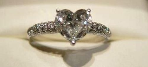 украли кольцо с бриллиантом во сне