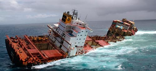 сонник корабль тонет