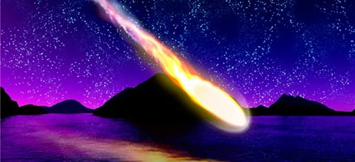 к чему снится метеорит