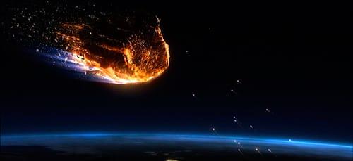 метеорит во сне