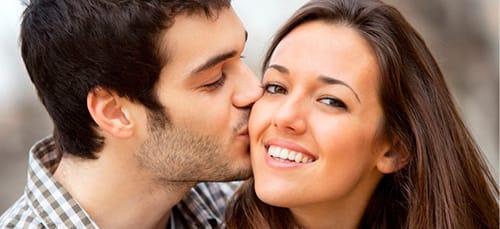 сонник поцелуй в щеку