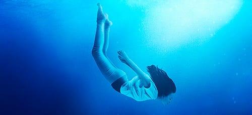 сонник под водой