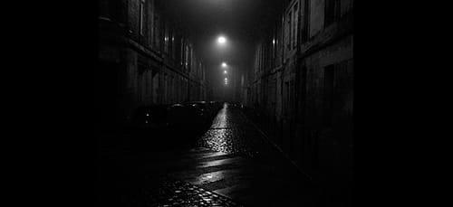 к чему снится темнота на улице