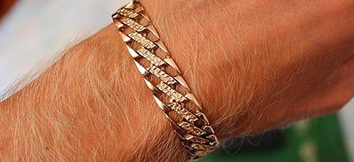 сонник золотой браслет