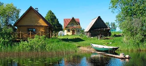 сонник деревня