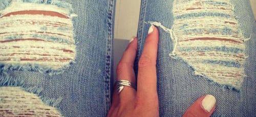 сонник джинсы