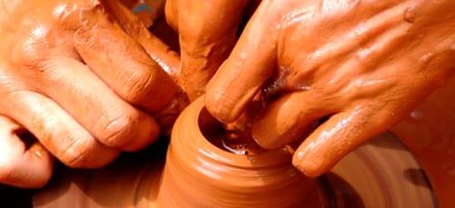 к чему снится глина