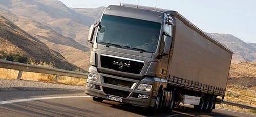 сонник грузовик