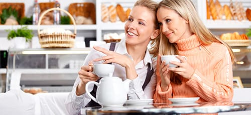 к чему снится сидеть в кафе