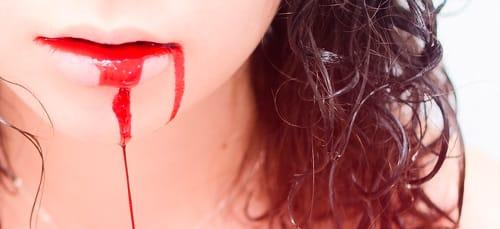 сонник кровь изо рта
