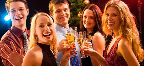 к чему снится встречать новый год