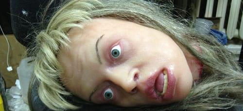 оторванная голова во сне