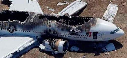 сонник разбился самолет