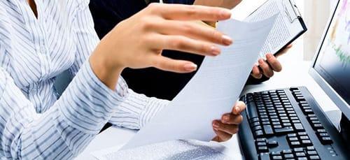 к чему снятся документы женщине