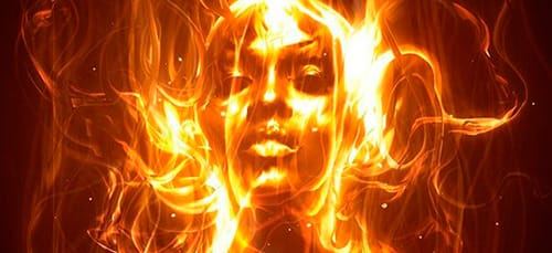 сонник гореть в огне