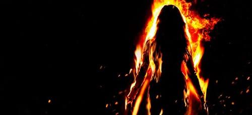 к чему снится гореть в огне