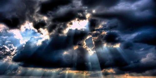 к чему снятся темные облака