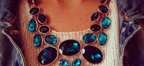 сонник ожерелье