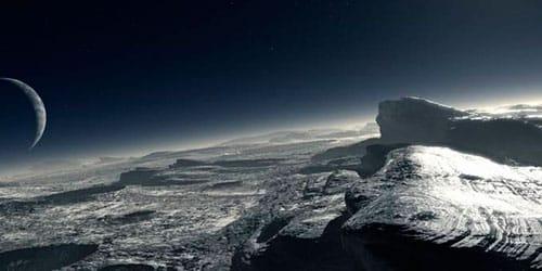 неизвестная планета во сне