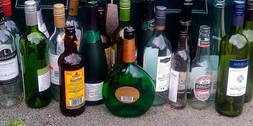 к чему снятся пустые бутылки