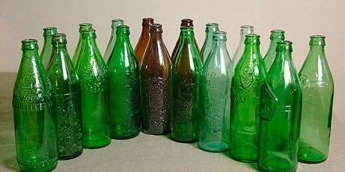 пустые бутылки во сне