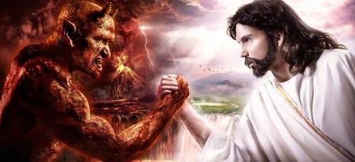 сатана во сне