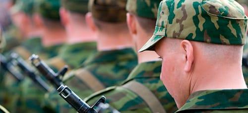 сонник солдаты