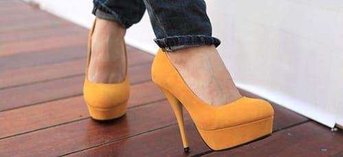 сонник высокие каблуки