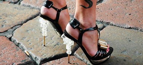 к чему снятся высокие каблуки