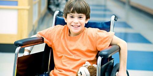 сонник мальчик инвалид