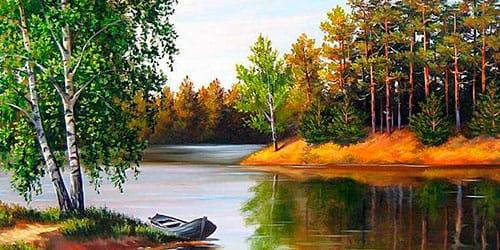 сонник картина пейзаж