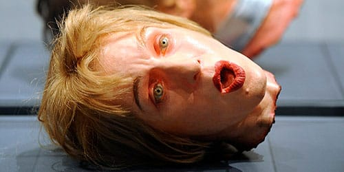 сонник отрубленная голова человека