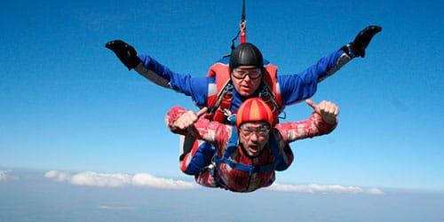 к чему снится прыжок с парашютом