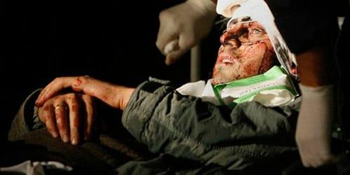 к чему снится раненный солдат