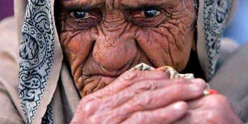 к чему снится страшная старуха