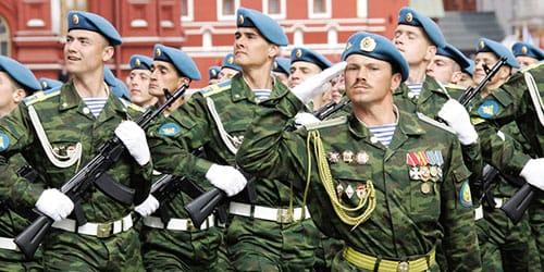 к чему снится армия