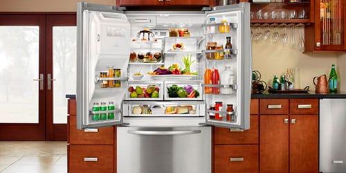холодильник с продуктами во сне