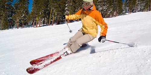 сонник лыжи