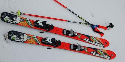 украсть лыжи во сне