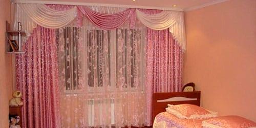 к чему снятся розовые шторы